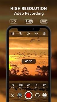 HD Camera Pro : Best Camera HD Professional (Lite) pc screenshot 2