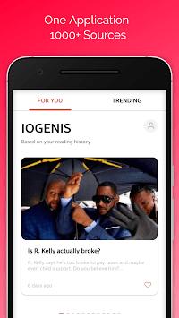 Iogenis News Network pc screenshot 1