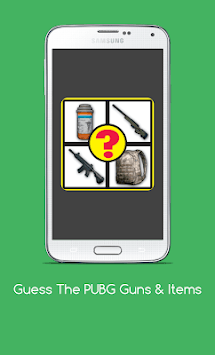 Guess The PUBG Guns & Items pc screenshot 2