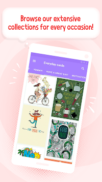Greetify! eCards & GIFs for any occasion pc screenshot 2