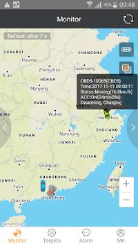 Protrack GPS pc screenshot 1