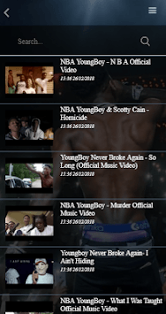YoungBoy Never Broke Again All Songs pc screenshot 2