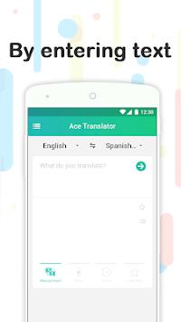 Ace Translator pc screenshot 1