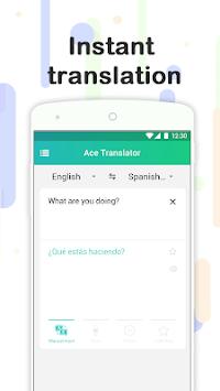 Ace Translator pc screenshot 2