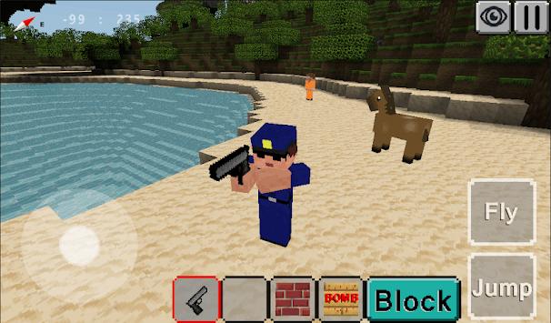 Jailbreak Escape Craft pc screenshot 1