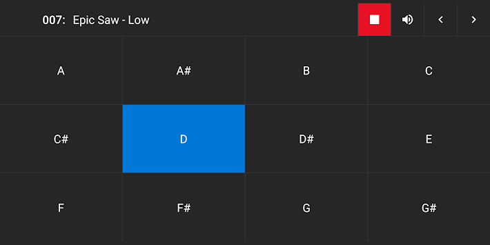 Infinite Pads pc screenshot 1