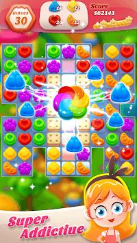 Jelly Crush - Match 3 Games & Free Puzzle 2019 pc screenshot 1