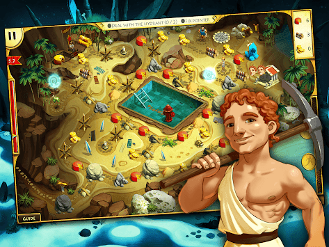 12 Labours of Hercules IV (Platinum Edition HD) pc screenshot 1
