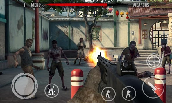 Zombie Shooter Apocalypse Contract Killer King 3D pc screenshot 1