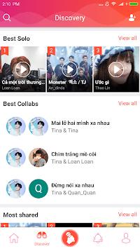 Sing Karaoke - Free Sing Karaoke music pc screenshot 1