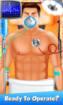 Emergency Heart Surgery ER - Doctor Simulator Game pc screenshot 1