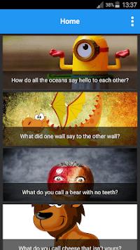 Jokes for Kids: Clean Jokes pc screenshot 1