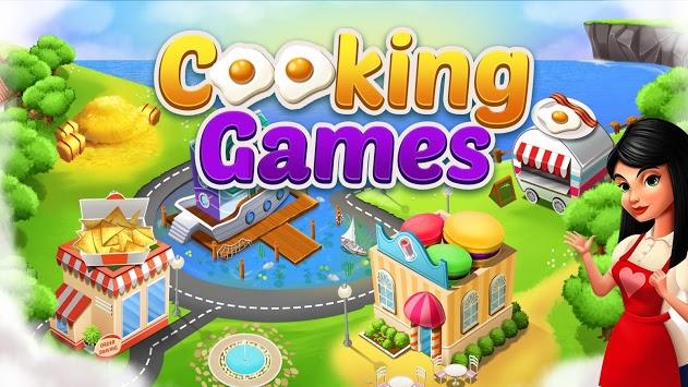 Kitchen Fever - Food Restaurant & Cooking Games pc screenshot 2