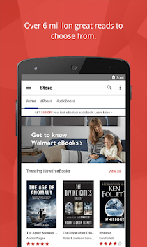 Walmart eBooks pc screenshot 1