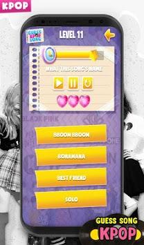 KPOP Guess Korea Idol Quiz Song pc screenshot 1
