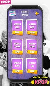 KPOP Guess Korea Idol Quiz Song pc screenshot 2