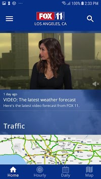 FOX 11: LA KTTV Weather pc screenshot 2