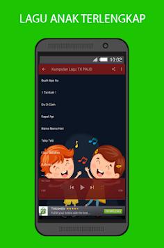 100+ Kumpulan Lagu Anak Terlengkap 2018 pc screenshot 2