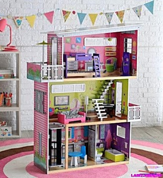 Doll House Decorating Designs pc screenshot 1
