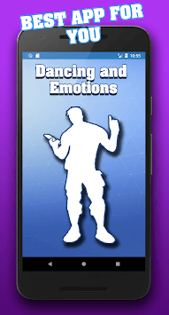Dances & Emotes from Battle Royale pc screenshot 1