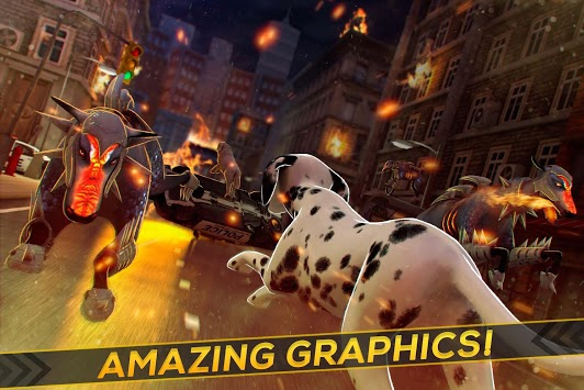Zombie Dog Simulator 2017 pc screenshot 1