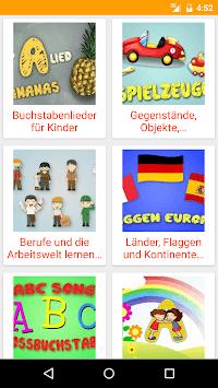 Kindergarten Deutsch Kinderlieder pc screenshot 1