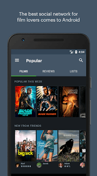 Letterboxd pc screenshot 1