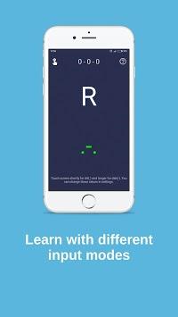 Morse code - learn and play pc screenshot 1