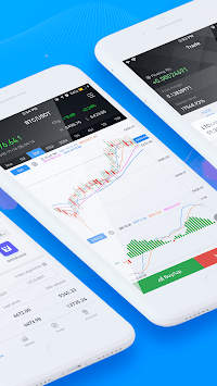 Bexplus-Cryptocurrency exchange pc screenshot 2
