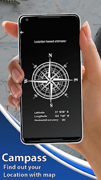 Earth Map Live GPS:Navigation & route planner 2019 pc screenshot 2