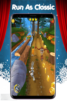 Looney Bunny: Rabbit Dash Toons pc screenshot 1