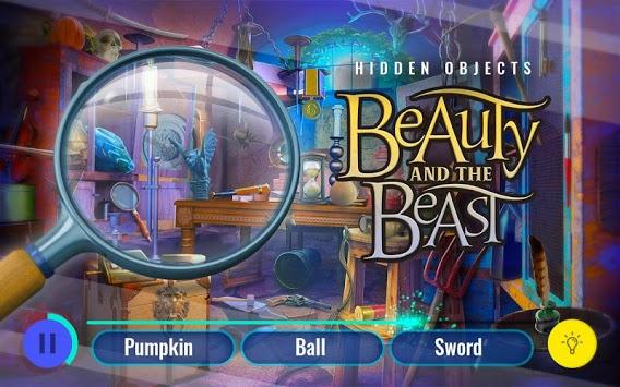 Hidden Objects – Beauty and the Beast pc screenshot 1