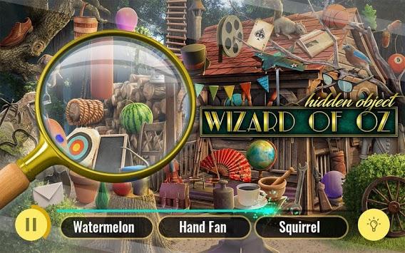 Escape from Oz: Wizard Adventures pc screenshot 1
