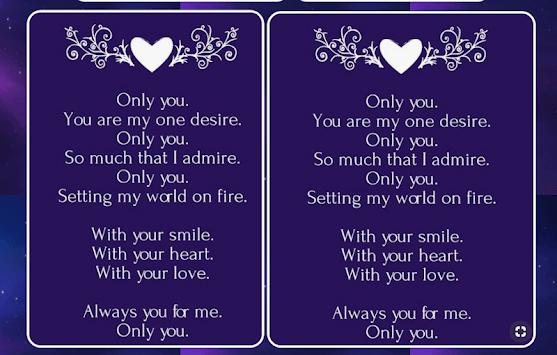 Love Poem Collection PC screenshot 3