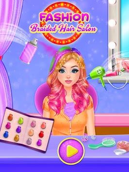 Fashion Braided Hair Salon - Hairdo Parlour pc screenshot 1