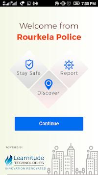 Rourkela Police pc screenshot 1