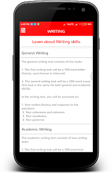 IELTS - Full Exam preparation pc screenshot 1