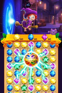 Witch Jewel Puzzle pc screenshot 1