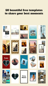 Story Maker - Create stories to Instagram pc screenshot 1