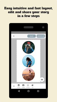 Story Maker - Create stories to Instagram pc screenshot 2