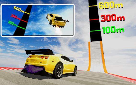 Ramp Car Jump Stunts pc screenshot 1