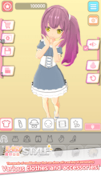 Easy Style - Dress Up Game pc screenshot 2
