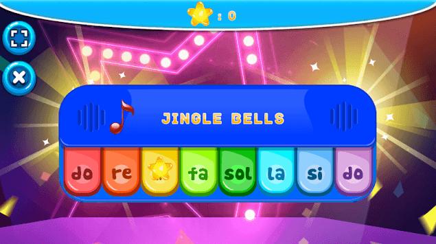 Magic Solo Music Piano Land School Games pc screenshot 2