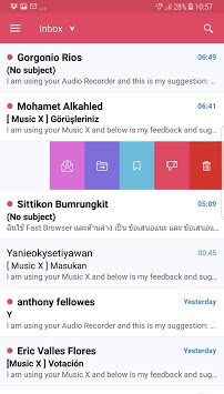 Email for Gmail & Google Mail pc screenshot 1