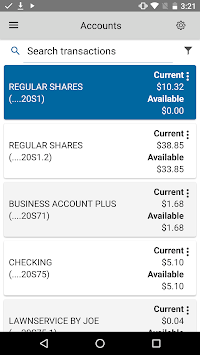 JSC FCU Mobile pc screenshot 2