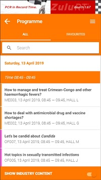 ECCMID 2019 pc screenshot 2