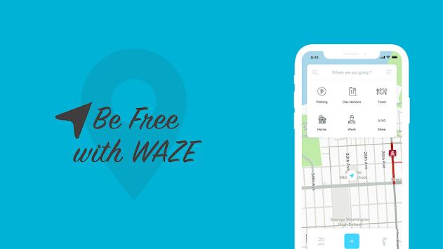 waze navigation how to use pc screenshot 1