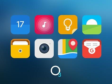O3 Free Icon Pack pc screenshot 1