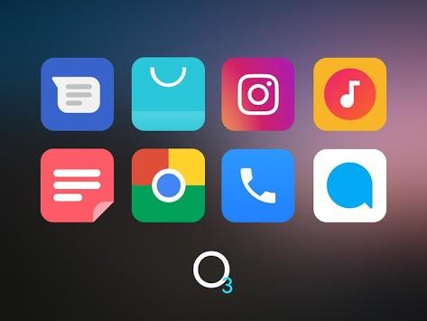 O3 Free Icon Pack pc screenshot 2