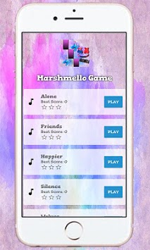 Marshmello Tap Piano Game pc screenshot 1